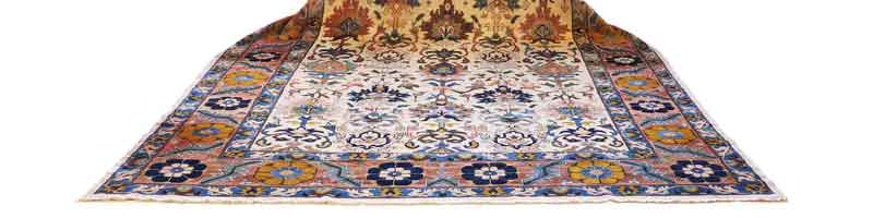 How Do You Clean Fine Oriental Rugs?