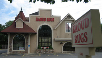 Kaoud Rugs address and directions, Kaoud Rugs Guilford, CT