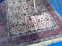 At Kaoud's, all rugs are repaired and cleaned IN-HOUSE